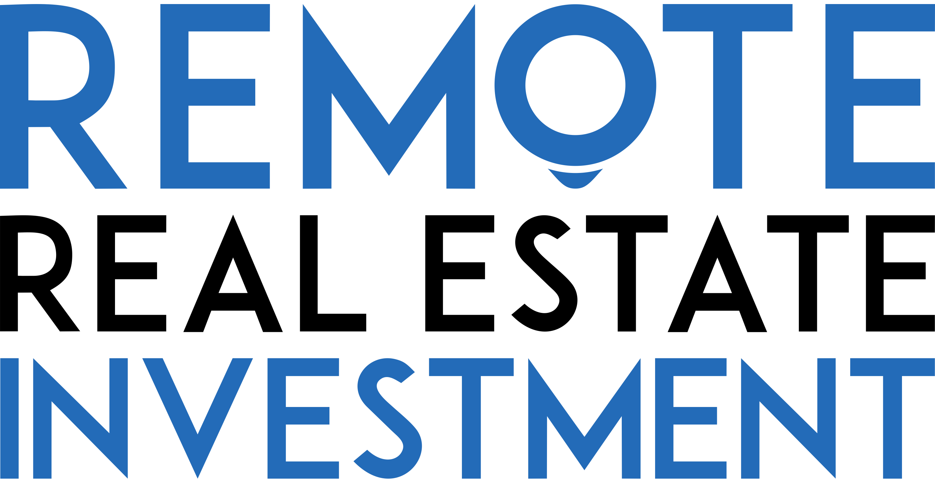 Remote Real Estate Investing logo